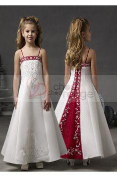Robe enfant d'honneur Rosabella 222