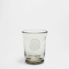 Pendant detail glass tumbler - GLASSES - GLASSWARE - TABLEWARE | Zara Home United Kingdom