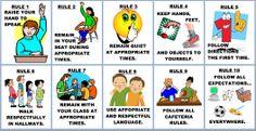 A Whole Brain Teacher (AKA a Wibbeteer!): Class Rules
