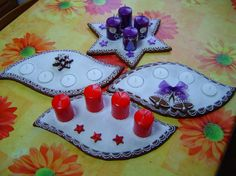 svíícny Pavlova, Gingerbread Cookies, Birthday Candles, Advent, Inspiration, Table Runners, Trapper Keeper, Centerpieces, Photos