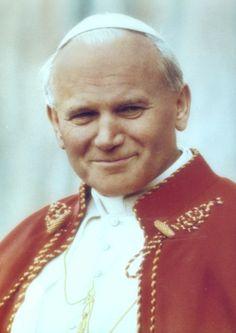 sw.Jan Pawel 2  Karol Wojtyla