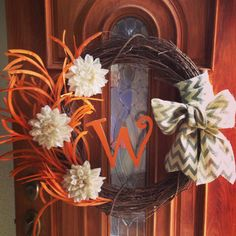 Heather - Can you make this please!Fall wreath