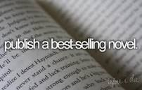 I would absolutely looove doing this because it has been a dream of mine since I was a kid. Even if it seems unrealistic to me sometimes I am determined to publish at least one best - selling novel before I die !