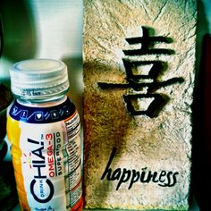 Drink Chia! Happiness