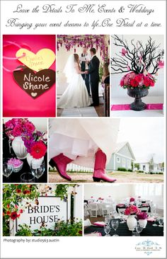 Shane Parks Wedding by Leave the Details to Me Wedding and Event Consulting