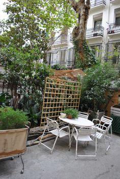 Mobiliario de forja www.fustaiferro.com  https://fustaiferro.wordpress.com/2015/02/06/cuaderno-de-bitacora/ #arquitectura #diseño #instalaciones