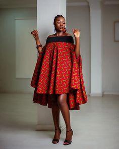 The Sese – Ankara Stream African Fashion Ankara, Latest African Fashion Dresses, African Print Fashion, Short African Dresses, African Print Dresses, Ankara Dress Styles, Poncho, African Attire, Ivoire