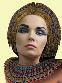Looks like ancient Egyptian eye make-up was medicinal as well as aesthetic. Good article.