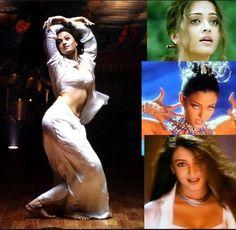 "Aishwarya in her 1999 Hit ""Taal"""
