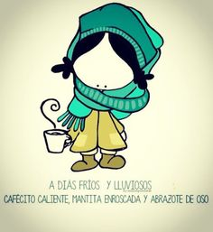 Sobretodo, abrigar el corazón 💕  #BuenosDías 😃✌️🍀  #Viernes #CoffeeTime ☕️