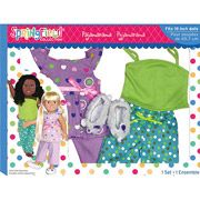 Walmart: Springfield Collection Pajamarama Set