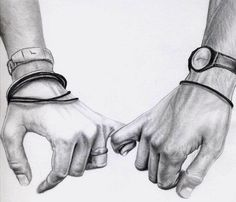 """Képtalálat a következőre: """"holding hands drawing"""""""