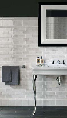 Medley by FINE in Grey Available in: 5x5 and 2x5 wall tile; 2x10 toro and .78x2 toro corner; 2.5x10 alloro; .78x10 matita; and .5x10 coprispigolo www.galleriastone.com