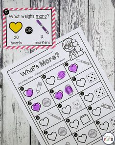 Valentine's Day STEM Challenges - The Stem Laboratory Science Valentines, Valentines Day Activities, Valentine Day Crafts, Stem Activities, Activities For Kids, Math Stations, Literacy Centers, Stem Learning, Stem Challenges