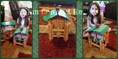 Wahm Connect Reviews : Letting our Imaginations Run Wild with Lincoln Logs and TinkerToys - Product Review #AD#.VLQeG183Mic#.VLQeG183Mic