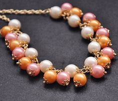 ,bubble necklace