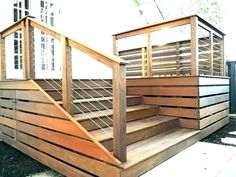 Stainless steel decking is a stylish and modern material It has a high durability and is resistant to rot and corrosion steel marine wires Gold Coast wire Gold Coast wiring Gold Coast Deck Stair Railing, Deck Railing Design, Cable Railing, Decking Handrail, Deck With Stairs, Railings For Decks, Horizontal Deck Railing, Porch Railings, Railing Ideas