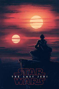 'Star Wars: The Last Jedi' by Andrew Kwan