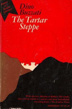 Dino Buzzati The Tartar Steppe