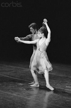 Baryshnikov & Kirkland in Jerome Robbins 'Other Dances'