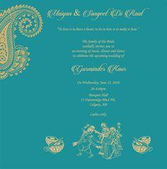 Wedding Invitation Wording For Sangeet And Mehndi Ceremony