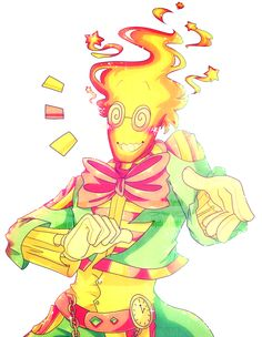 """for the lovely Gaster got out of the void, up to the surface, and back with his old """"flame""""... and all Grillby's hopes of the scientist having learned some manners during their time apart were quic..."""