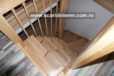 scara interioara lemn masiv preturi  scara cu vang si trepte economice Stairs, Kitchen, Home Decor, Stairway, Cooking, Decoration Home, Room Decor, Kitchens, Staircases