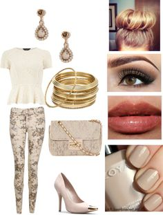 """""""Sweet Details..."""" by threadinducedeuphoria on Polyvore"""