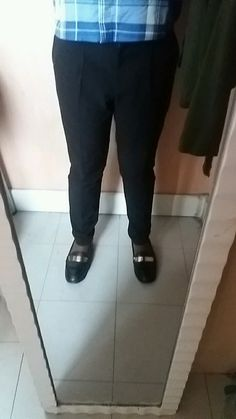 Pantalon Noir New Look New Look, Suits, Fashion, Black Pants, Womens Fashion, Moda, Fashion Styles, Suit, Wedding Suits