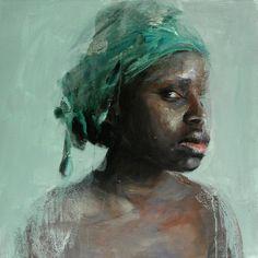 "Saatchi Online Artist: Roberta Coni; Oil, 2010, Painting ""Osas 6"""
