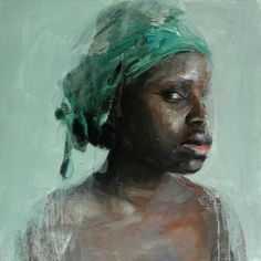 """Saatchi Online Artist: Roberta Coni; Oil, 2010, Painting """"Osas 6""""w  like it too"""
