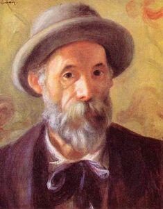 Pierre-Auguste Renoir, Autoportrait, 1899