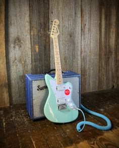 Surprisingly fun to play, the Mini Jazzmaster has a lightweight body, easy-to-play C-shaped neck profile, and Fender tone. Great for anyone looking for a smaller instrument or something different in their collection. Available now at elderly.com.