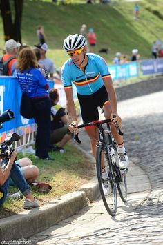 2015 Road Cycling World Championships stage-08. Philippe Gilbert (Belgium)