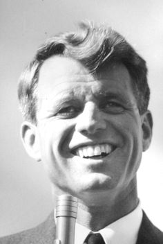 "United States Attorney General~~Robert Francis Kennedy (November 20, 1925 – June 6, 1968), commonly known as ""Bobby"" or by his initials RFK, was an American politician, who served as a Senator for New York from 1965 until his assassination in 1968. He was previously the 64th U.S. Attorney General from 1961 to 1964, serving under his older brother, President John F. Kennedy ❤✿♡❁❤❤❤❤✿♡❁❤  http://en.wikipedia.org/wiki/Robert_F._Kennedy"
