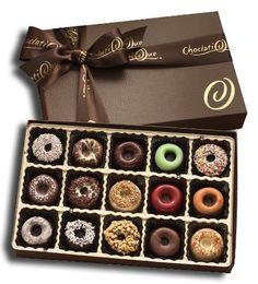 Designer Donuts (15-piece Box) Choclatique http://www.amazon.com/dp/B005502L7U/ref=cm_sw_r_pi_dp_k54zvb0TC17AJ