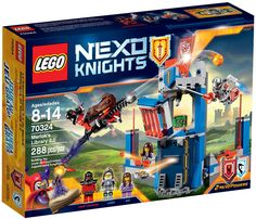 Magazin Nr LEGO Nexo Knights 1 mit Ritter Lance