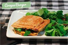 Croque-Burger