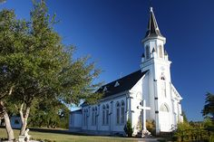 St Cyril & Methodius Church, Dubina, Schulenburg, Texas | Flickr