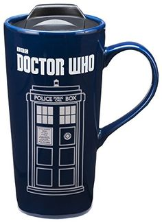 Olivia Vandor 16251 Doctor Who 20 Ounce Heat Reactive Ceramic Travel Mug, Multicolored Vandor http://smile.amazon.com/dp/B00QJULYKK/ref=cm_sw_r_pi_dp_Ay7pwb0X0EXFY