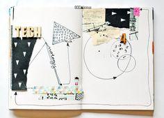 made by Olennka ► SODAlicious art journal challenge No29 (scheduled via http://www.tailwindapp.com?utm_source=pinterest&utm_medium=twpin&utm_content=post150857175&utm_campaign=scheduler_attribution)