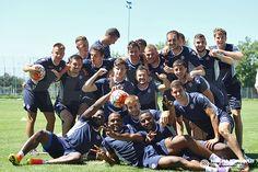 Jutarnji trening u Iasiju • HNK Hajduk Split