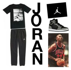 """""""JORDAN"""" by destinypaynter ❤ liked on Polyvore featuring beauty"""