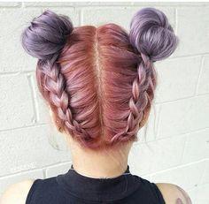 hair, cabelo, haircut, inspirational, inspiração, rainbow hair, colored hair, color, colored, colorido, color hair