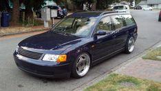 vw passat wagon custom | FT:2000 VW Passat Wagon (Stanced)