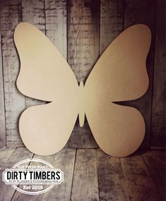 Unfinished Butterfly Door Hanger Summer Beach Pool DIY Blank Wood Cut Out Ready To Paint Custom Wholesale Wood Crafts, Diy And Crafts, Crafts For Kids, Paper Crafts, Butterfly Baby, Butterfly Birthday, Butterfly Mobile, Butterfly Decorations, Butterfly Crafts