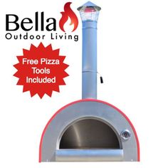 Medio D28 Large-Sized Countertop Pizza Oven by Bella Outdoor Living