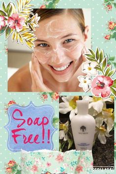 Sensitive Skin?? Then why not try our Creamy Cleansing lotion??  100% soap free!!! To learn more & order directly visit: http://kgrego1114.nsproducts.com