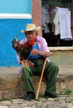 Faces of Cuba: Guajiro. Trinidad, Cuba