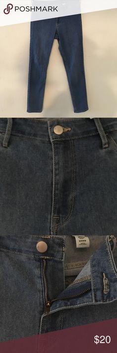 New unworn denim !!!! From h&m Comfortable jeans Jeans Skinny